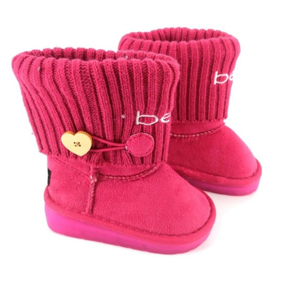 bebe Shoes   Lightup Boots Girls Baby
